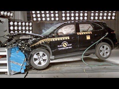 Porsche Cayenne (2018) Really Safe?