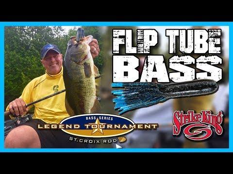 Fat Bass On The Flip Tube- New Season Teaser-Xtreme Bass Angler