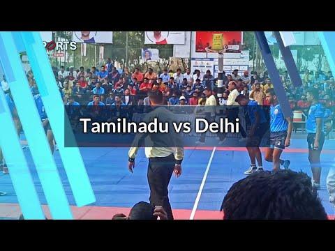 Tamilnadu Vs Delhi | 67th Senior National Kabaddi Championship 2020 @ Jaipur, Rajasthan