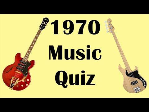 1970 Music Quiz