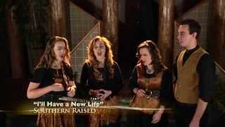 Southern Raised Performs a cappella I'll Have A New Life at The Mansion at Fontanel