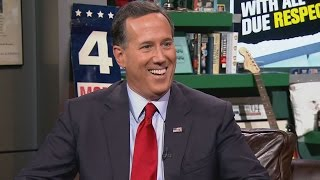Rick Santorum: We're Going to Put Forth a Flat Tax