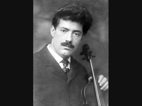 "Fritz Kreisler plays Kreisler ""Liebesleid"" in 1930 and 1942"