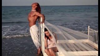 Наташа Королева и Тарзан  на съёмках клипа Точь-в-точь Майами 2011 г.  ЭКСКЛЮЗИВ !