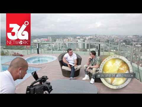 J Alvarez - Media Tour [Armenia - Colombia]