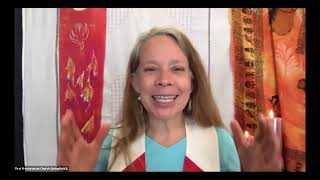 Worship Service with Rev. Susan Phillips, May 30, 2021