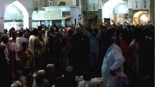 P2 - Qalanderi Dhamal - Sehwan Sindh @ Mizar of Hazarat Lal Shahbaz Qalander