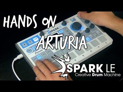 Hands on Arturia SparkLE 2