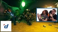 «Deep Rock Galactic»: Space-Zwerge vs. Alien-Monster – digitec plays