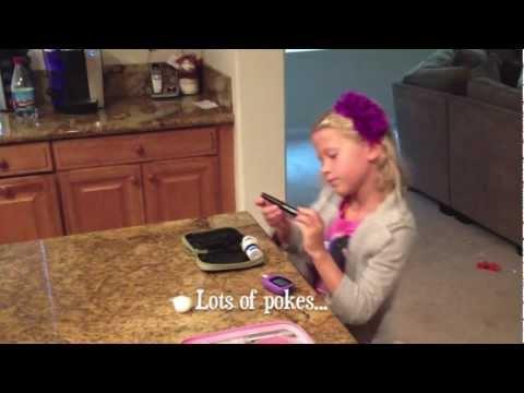 Ella's Type 1 Diabetes Story - JDRF Walk to Cure Diabetes 2012