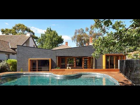 Dise o de casa de un piso con fachada de ladrillos youtube for Fachadas rusticas de piedra y ladrillo