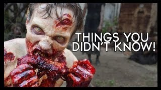 7 Walking Dead Things You (Probably) Didn t Know!