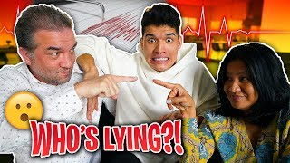 Lie Detector Test on MY PARENTS!