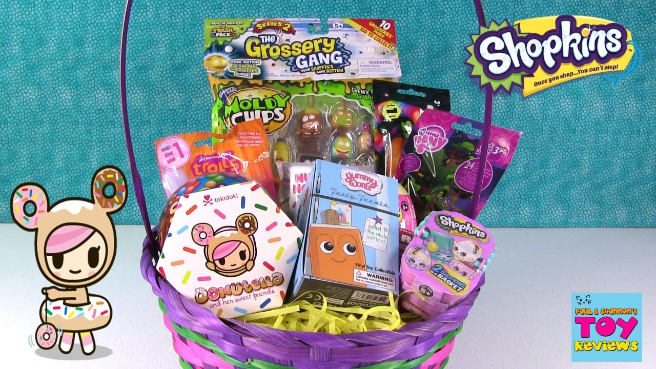 Trolls Num Noms Roblox Slitherio Shopkins Surprise Easter