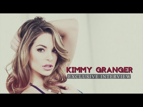 Adult Empire Exclusive Interview with Kimmy Granger