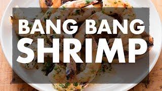 How To Make Bang Bang Shrimp And Sauce On The Grill