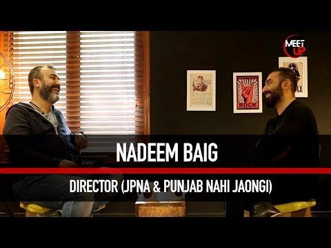 Meet Up With Sohail Javed - Nadeem Baig - Episode 8