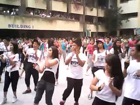 Lakandula highschool 51st anniv (field demo)