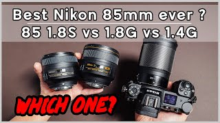 Nikon Z 85mm f/1.8 S In-Depth Review