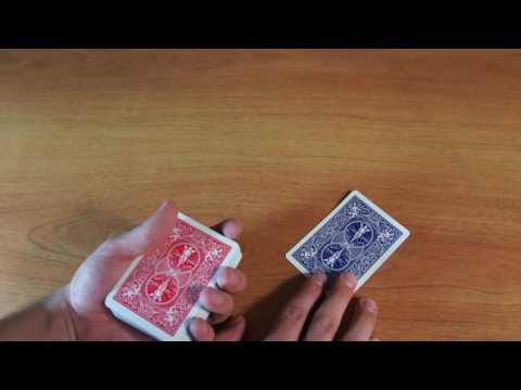 Карточные фокусы и их секреты