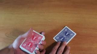 Бесплатное обучение фокусам #42: Секреты карточных фокусов! Уличная магия!