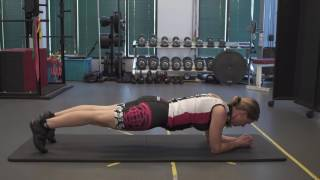 Mountain Bike Fitness Training | Core Building Exercises | UCHealth
