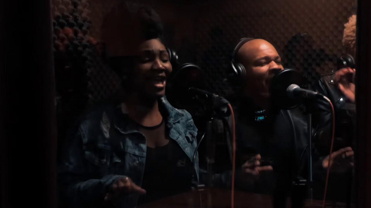 ZACK LANDRY -  TAKE OVER (Official Live Studio Music Video)
