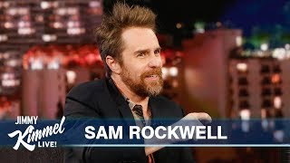 Sam Rockwell on Winning an Oscar, Clint Eastwood & Madonna