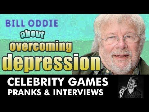 Bill Oddie Talks about Depression - Interview by Kevin Durham