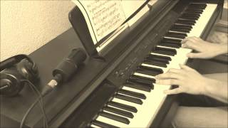 Bright eyes - Garfunkel (piano)