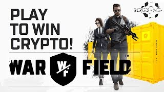 WAR FIELD, The First Person Shooter That Lets You Win Real Rewards!
