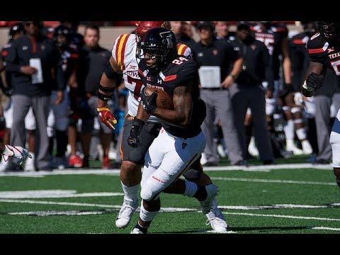 Players to Watch: Texas Tech vs  Iowa State
