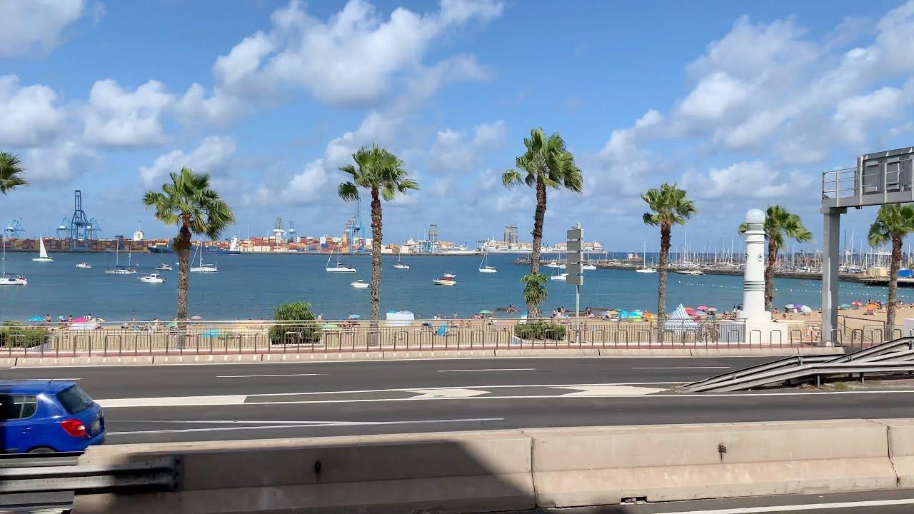 Wetter Las Palmas Gran Canaria