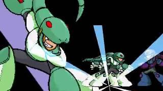 Snake Man - Robot Master mayhem