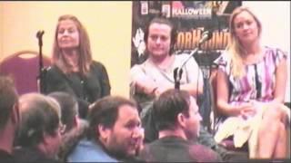Terminator Q&A part 1 Horror Hound Weekend 2012