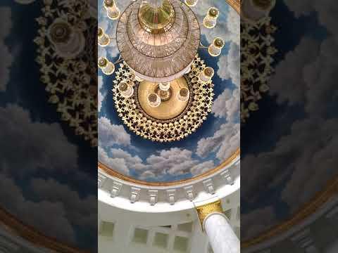Adzan Masjid Kubah Emas