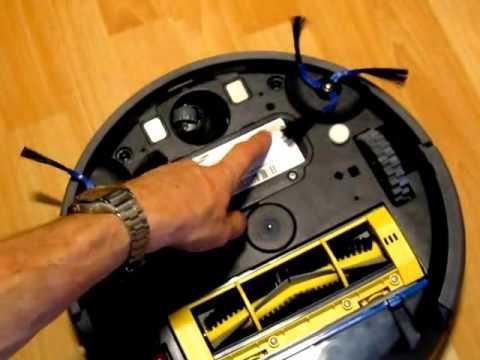 Samsung Mobile || Gadget Review: Samsung Navibot SR8845 Cleaning Robot ||