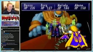 Shining the Holy Ark: Final Boss