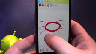 Draw Something Android App Review