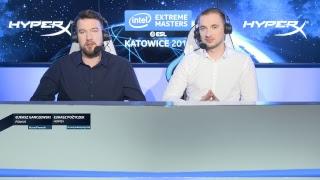 IEM Katowice 2019 CS:GO Major | Dzień 3 -  Challenger Stage - Na żywo