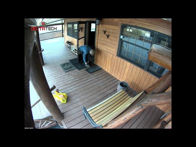 Cottage Security Camera