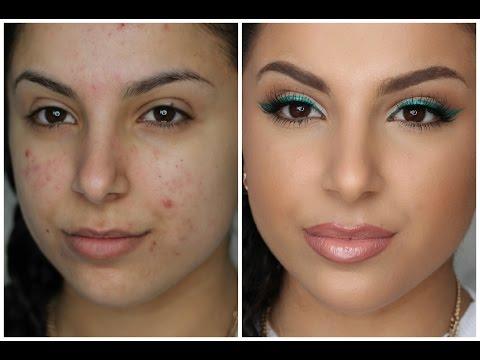 Flawless Dewy Skin Tutorial | Makeup By Leyla