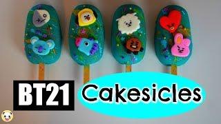 cake popsicle