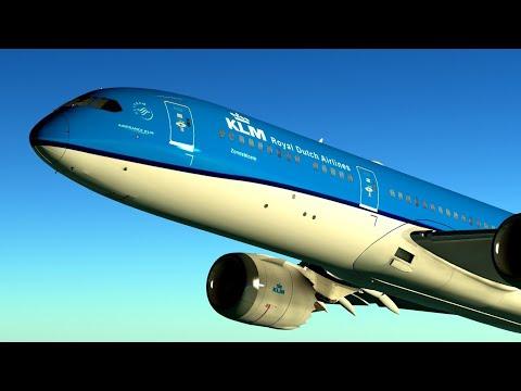 Flying Dutchman | Infinite Flight Global film