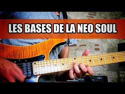 Les SECRETS De La Guitare NEO SOUL Sur 4 Accords   Easy (v. Faith No More)