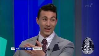 Pundits on Ronaldo has destroyed Atletico Madrid so many times