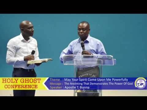 Salem District, Holy Ghost Conference (DAY 2)