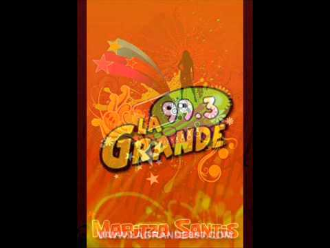 ALEX EL 30-30-LA GRANDE 99.3 MARITZA SANTIS LA GRANDIOSA-JINGLE