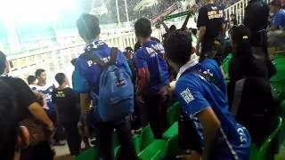 Persib Vs Barito Putera Suporter Mau RUSUH Stadion Pakansari Bogor