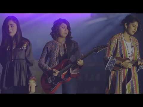 Khaadi Choo Liya Aasman featuring the All Girl Band